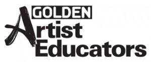 Golden Artist Educators Logo_K